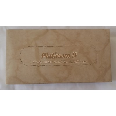 Facial Tissue Platinum 30/Case